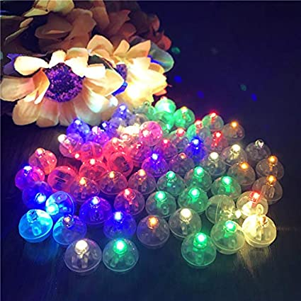Amazon.com: Moonnight Store - 10 luces LED luminosas para ...