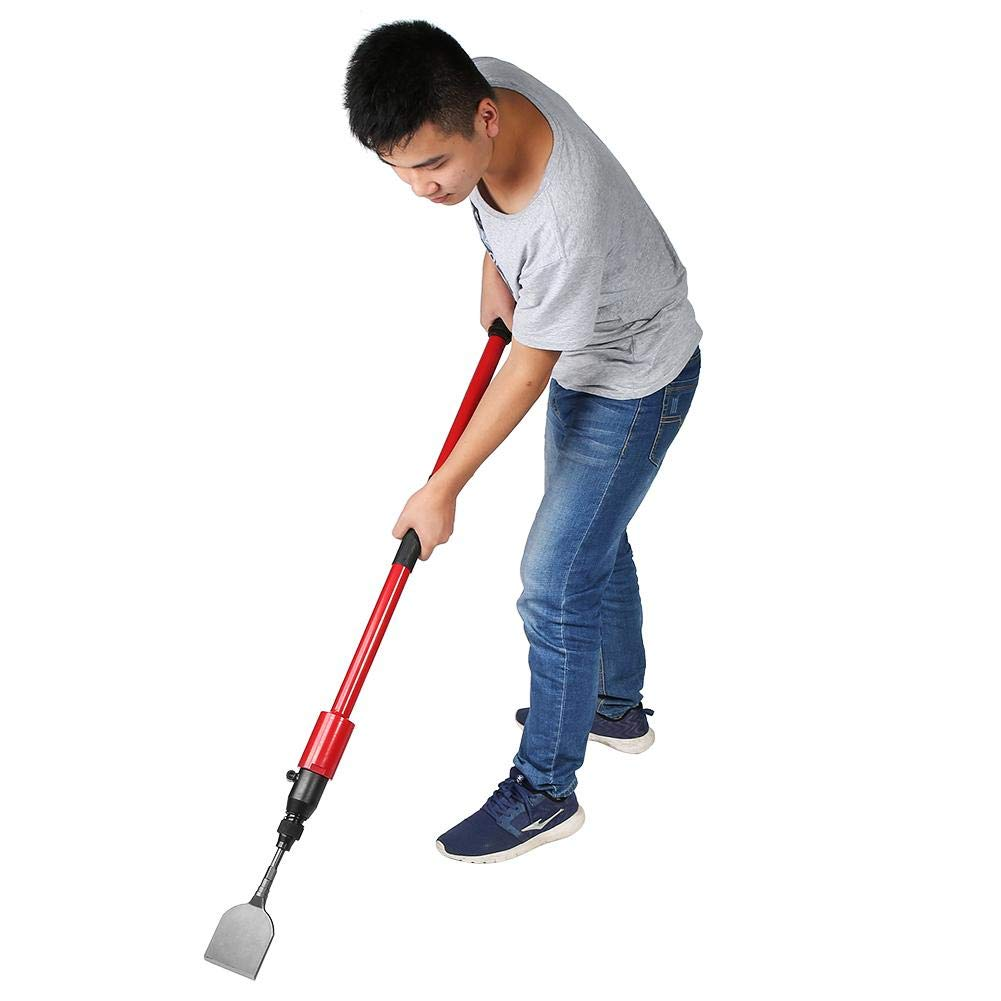 Long Reach Air Scraper, Pneumatic Air Steel Scraper for Removing Floors Glue of Kitchen Bathroom by Yosoo (Image #8)