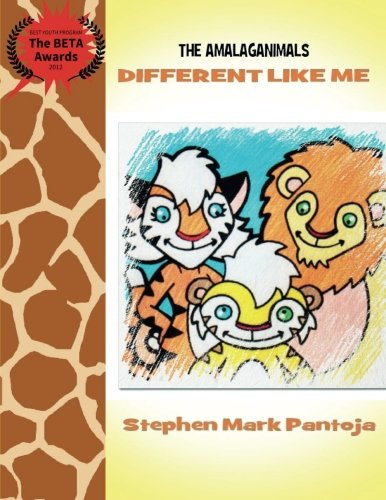 Download The Amalaganimals: Different Like Me pdf