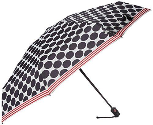 knirps-compact-auto-open-close-umbrella-recife-black-white-dots