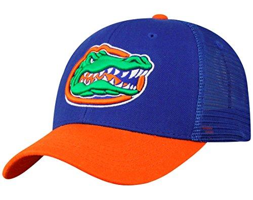 Top Of The World NCAA Florida Gators Men's Series Hat Blue Adjustable