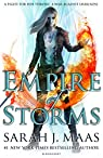 Throne of Glass, tome 5 : Empire of Storms par Maas