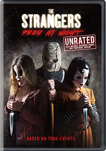 DVD : The Strangers: Prey At Night (Unrated Version)