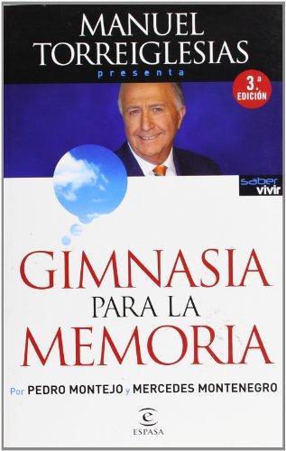 Gimnasia para la memoria / Memory Exercises (Spanish Edition) by Espasa-Calpe