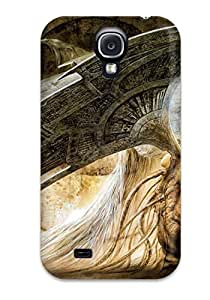 Awesome VjtvGsw4101vYeXo Bruce Lewis Smith Defender Tpu Hard Case Cover For Galaxy S4- Easing The Pain