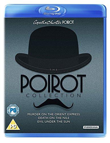 Poirot Blu-Ray Box Set