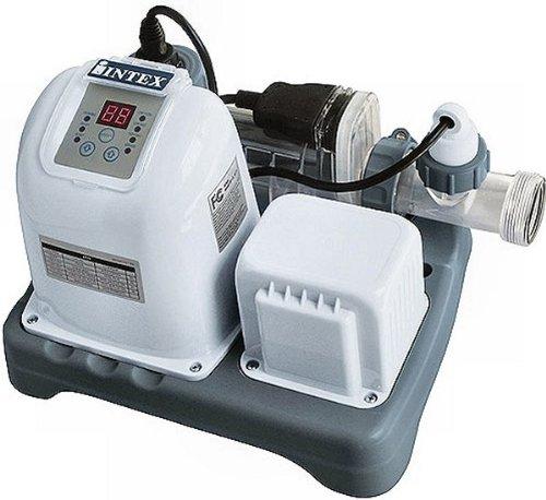 Intex 1000 gph filter pump krystal clear saltwater pool - Salt water pumps for swimming pools ...