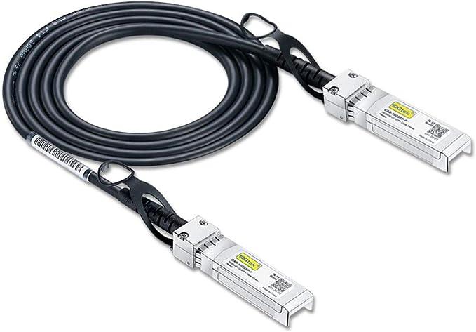 10gtek Für Ubiquiti 10gb S Sfp To Sfp Kabel Computer Zubehör