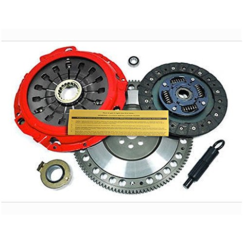 Impreza Turbo Clutch Kit - 2