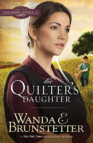 book cover of The Quilter\'s Daughter