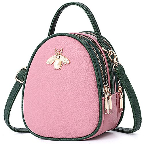 SiMYEER Small Crossbody Bags Shoulder Bag for Women Stylish Ladies Messenger Bags Purse and - Women Girls Bag Handbag