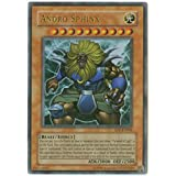 Yu-Gi-Oh! - Andro Sphinx (EP1-EN002) - Yu-Gi-Oh The Movie Promo Exclusive Pack - Promo Edition - Ultra Rare