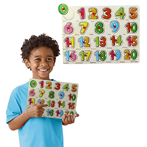 puzzles for kids numbers - 5