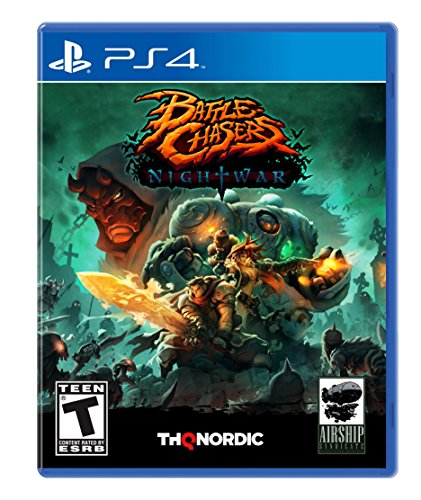 Battle Chasers: Nightwar - PlayStation - Purchase Perks