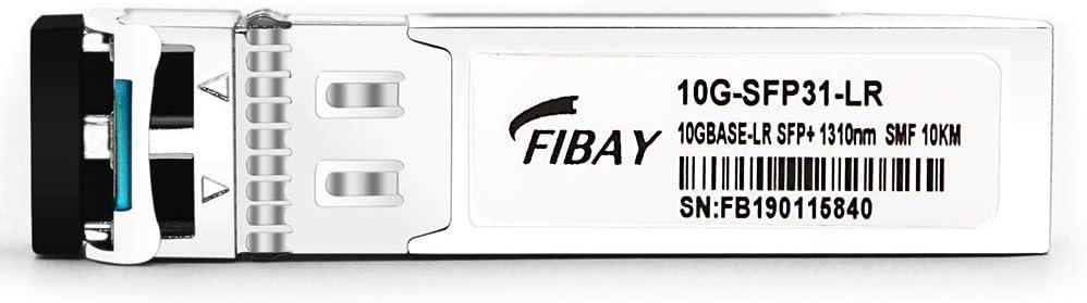 New Mikrotik S+31DLC10D Compatible 10GBASE-LR SFP 1310nm 10km DOM Transceiver