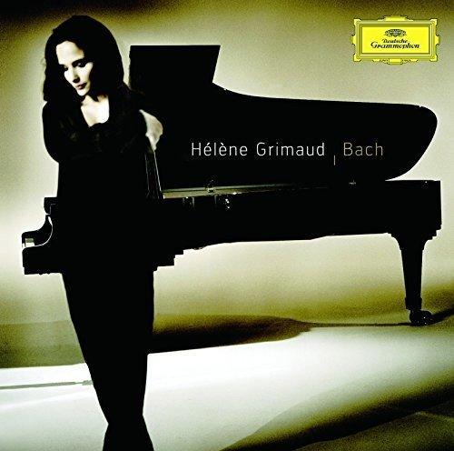CD : Helene Grimaud - Bach (Super-High Material CD, Japan - Import)