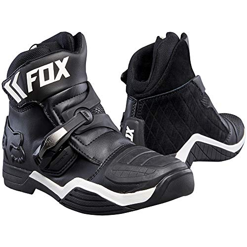 Fox Racing Sports Men's Off-Road Motorcycle Boots - Black/Size 9