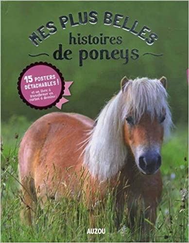 Livre gratuits Mes plus belles histoires de poney pdf, epub