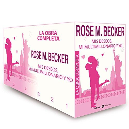 Mis deseos, mi multimillonario y yo - La obra completa (Spanish Edition)