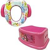 Disney Princess Potty Training Combo Kit - Contour Step...