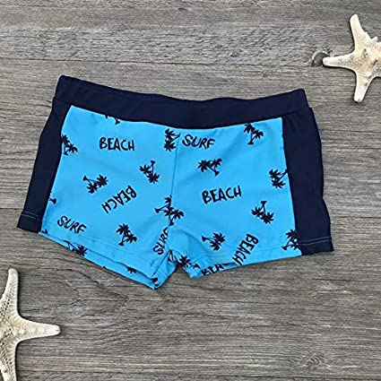 f229564d42 3-8 Years Boys Beach Wear Kids Shorts Swimming Trunks 2019 Children Swimsuits  Swimwear Print Bathing Clothes Bathing Suit A154 : A110, 3 Years:  Amazon.in: ...