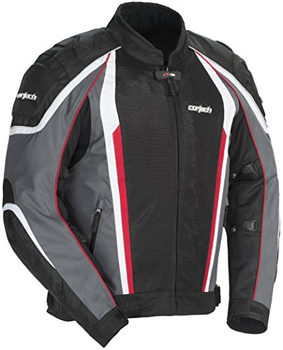 (Cortech GX Sport Air 4.0 Jacket (X-Large) (Gun)
