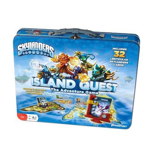 Pressman Skylanders Island Quest Game in Tin -