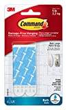 Tools & Hardware : Command Large Water-Resistant Refill Strips, 4-Strip
