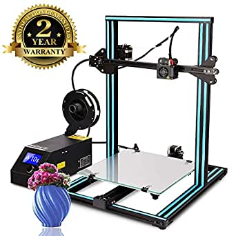 Impresora 3D Prusa A10s DIY Impresora 3D, Alta Precisión e ...