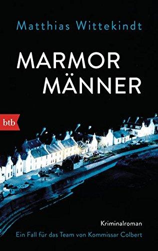 Marmormänner: Kriminalroman