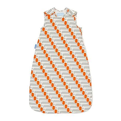 Saco de dormir para bebés Gro Company Grobag, diseño perro salchicha por Orla Kiely Talla:18-36 meses: Amazon.es: Bebé