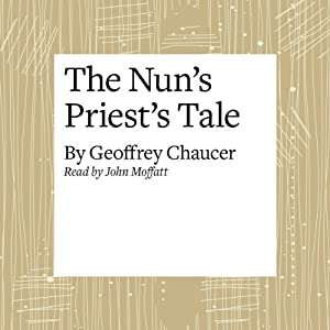 The Canterbury Tales: The Nun's Priest's Tale (Modern Verse Translation) Audiobook