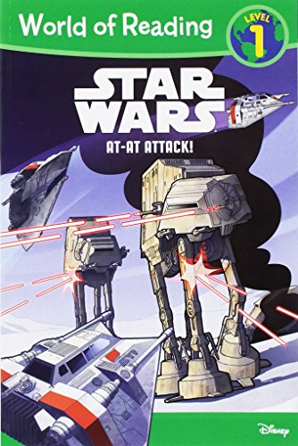 World of Reading Star Wars AT-AT Attack! (Level 1)