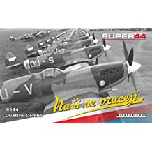 Eduard Models 1/144 Spitfire Mk.IXc/Ixe Super44 Dual Combo Model Kit