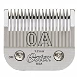 oster 00000 blade - Oster® Detachable Blade Size 0A Fits Classic 76, Octane, Model One, Model 10, Outlaw Clippers