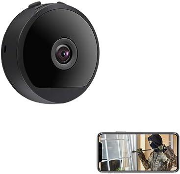 Opinión sobre Camara Espia Oculta WiFi TANGMI Mini Videocámara 1080P HD Cámara Vigilancia Portátil Detección de Movimiento Cámara de Seguridad con Visión Nocturna