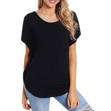 Boutique sale Camiseta de Gran Tamaño para Mujer Tallas Grandes ...