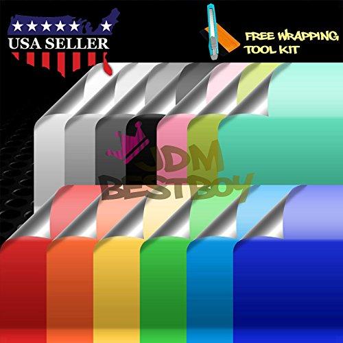Free Tool Kit Black Premium 3D Carbon Fiber Textured Matte Car Vinyl Wrap Sticker Decal Film Sheet - 60