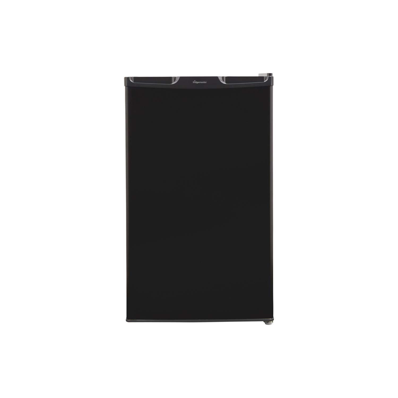 Fridgemaster MUL49102B 50cm Wide Freestanding Under Counter Larder Fridge - Black