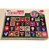 MLB Team Match Ups Matching Game - Featuring all 30 Major League Teams and Mascots