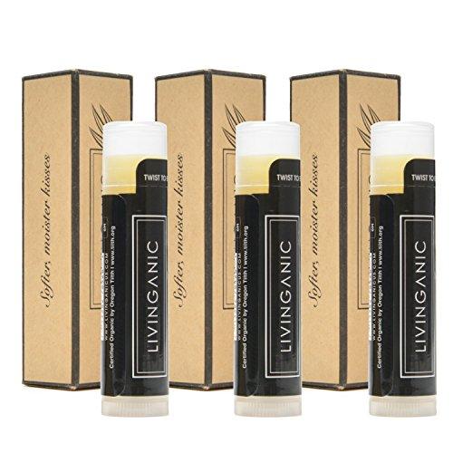 LIVINGANIC Organic Essential PEPPERMINT EUCALYPTUS product image