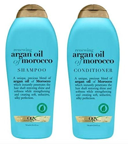 argan oil of morocco shampoo