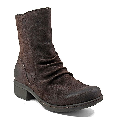 Bogs Womens Auburn Leather Dark Brown L0oI8CGymh