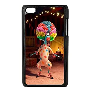 Marty Madagascar 3 Europes Most Wanted Cartoon iPod Touch 4 Case Black present pp001_9598800