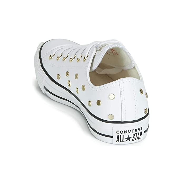 Converse Chuck Taylor all Star Leather Studs Ox Sneakers