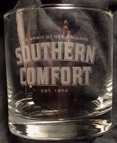 Southern Comfort Rocks Glasses 2015 | Set of 2 Glasses