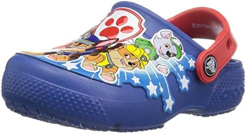 5c8ec0c6e crocs Kids  Fun Lab Boys Paw Patrol Clog