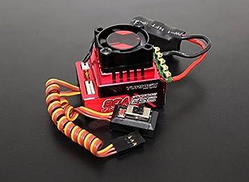 Turnigy TrackStar Turbo and Waterproof ESC Programming Box Program Card RC Car