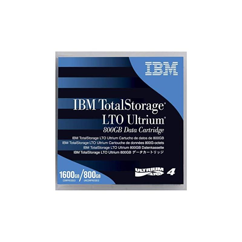 (5) New IBM LTO 4 Ultrium Tapes 800GB/ 1