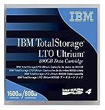 lto tape storage - (5) New IBM LTO 4 Ultrium Tapes 800GB/ 1.6TB IBM LTO-4 95P4436